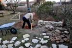 La reconstruction de notre muret avance bien... dans FRANCE l'Uzège DSC_0262-150x99