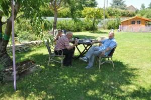 La visite de mon frère et de Christine dans FRANCE l'Uzège DSC_0267-300x199