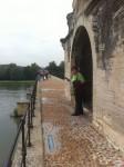 La visite de Vreni dans FRANCE l'Uzège img_0442-112x150