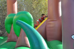 parc Haribo, le Château gonflable