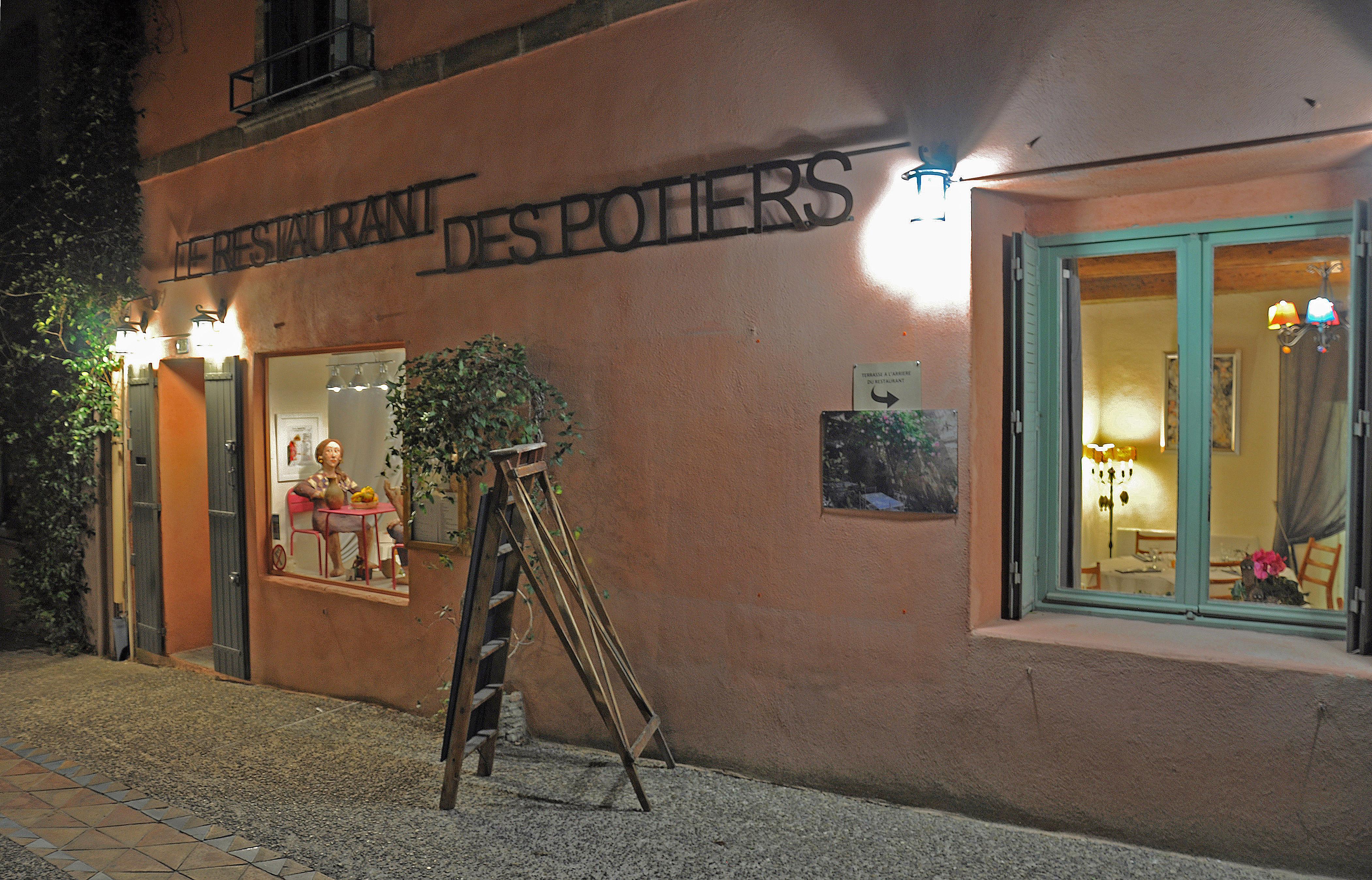 Le Restaurant Des Potiers Saint Quentin La Poterie